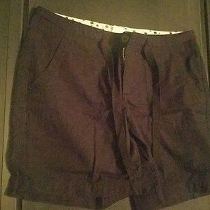 Lee Black Shorts